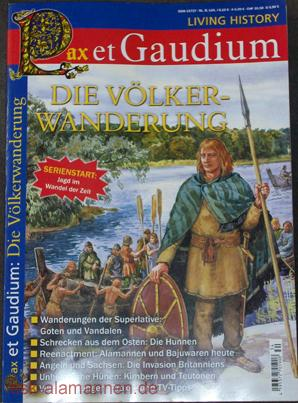 Pax et Gaudium - Titel