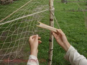 Netze Knüpfen