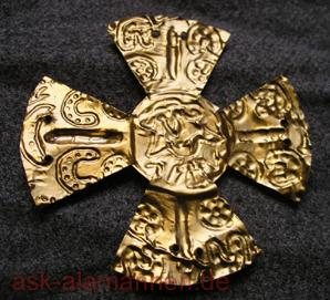 Goldblattkreuz, wie Spöttingen