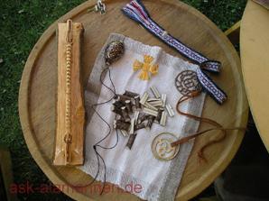 Amulette und Schmuck