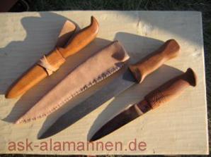 alamannische Messer