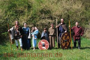 Alamanne(n) 3. Jahrhundert