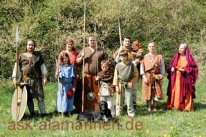 Alamanne(n) 4. Jahrhundert