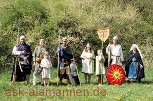 Alamanne(n) 7. Jahrhundert