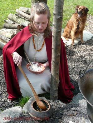 Kochen im Lager