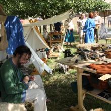 Römisches Heerlager in Vindonissa 2015