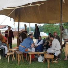Römerfest Hechingen Stein 2014