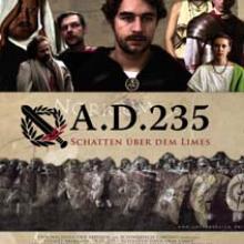 Filmplakat, Premiere 235 AD 2011