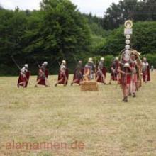 Römer, Römerfest Welzheim 2011