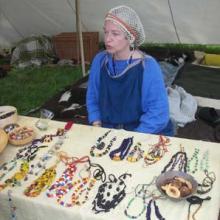 Perlen, Alamannenmarkt Mäder 2011