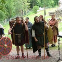 Römer und Alamannen