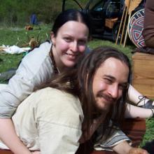 Ferun und Hlorridi, Fotoshooting 2007