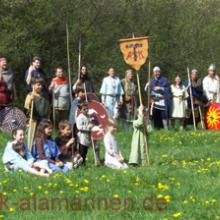 ASK-Alamannen, Fotoshooting 2007