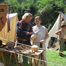 Anthropologietisch, Rottenburg 2007