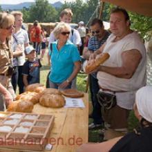 Getreide der Frühzeit, Hechingen 2008