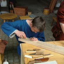Holzhandwerk, Schloss Glatt 2008