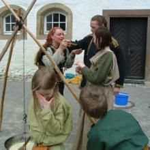 Kochen, Schloss Glatt 2008