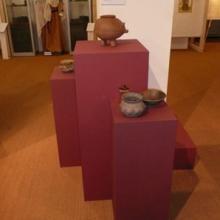 Keramik, Museum in der alten Schule 2008