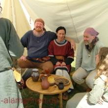 Zu Gast bei Teutomar, Allthing, Gomadingen 2008