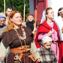 Römerfest Hechingen - Stein 2010